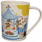 Moomin Valley Porcelain Mug Party Yamaka MM892-11
