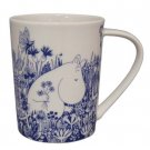 Moomin Valley Botanical Art Porcelain Mug Yamaka MM171-11