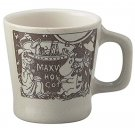 Moomin Valley Porcelain Mug Yamaka Gray Color MM841-11