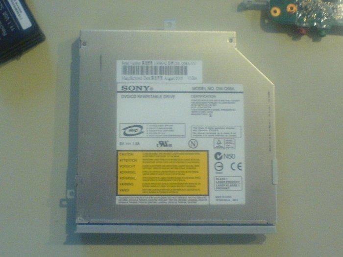 Sony Vaio FS742 W- DVD burner