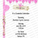 Personalized Graduation Invitations 954