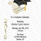 Personalized Graduation Invitations 926