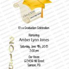 Personalized Graduation Invitations (graduation928)