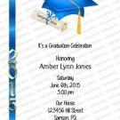 Personalized Graduation Invitations (graduation935)