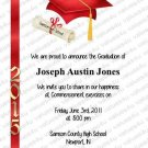 Personalized Graduation Commencement Invitation (graduationcommencement903)