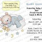 Personalized Baby Shower Invitations (babyboy1229)