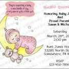 Personalized Baby Shower Invitations (babygirl2235)