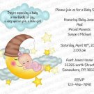 Personalized Baby Shower Invitation (babygirl2253)