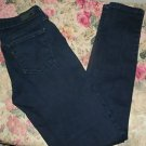 Womens juniors Levis Leggings jeggings  Jeans Navy Size 4M 27x32