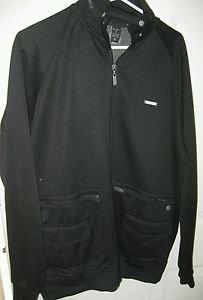 Mens black Sean John jacket size M
