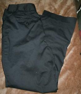 Womens Grace Elements black pants size 2P petite