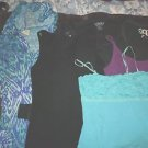 Lot of juniors womens top shirts size M