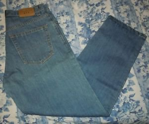 Mens Covington Relaxed Fit Jeans Size 32x30