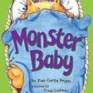 Monster Baby by Dian Curtis Regan hardback book new