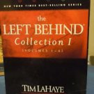 Left Behind: The Left Behind Collection 1-2 Vols. 1-8 Christian books Jenkins