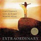 Extraordinary Faith by Sheila Walsh SIGNED BY SHEILA hardback