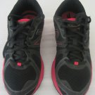 Womens New Balance 490 Black/Pink Running Shoes Size 9
