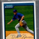 2007 Bowman Chrome Prospects Refractor #BC181 Daniel Murphy New York Mets Card
