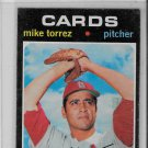 1971 Topps #531 Mike Torrez St. Louis Cardinals Baseball Card