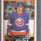 1984-85 Hockey O Pee Chee Mike Bossy  All-Star # 209