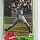 1981 TOPPS #220 TOM SEAVER REDS