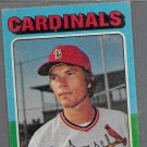 1975s Bob Forsch RC Cardinals Baseball Card # 51