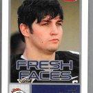 2008 Upper Deck Fleer Football Card Jay Cutler of  The broncos Card # FR-JC