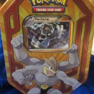 Pokemon Spring 2016 Machamp-EX Collector Tin