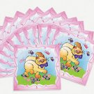 Kitty Party Beverage Napkins 16 Pcs. NEW