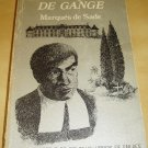 Book, The Marquesa De Gange by the Marques de Sade / Spanish