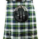 Men's 30 Size Scottish Dress Gordon Tartan Highland Wears Active Men Traditional Sports Kilt