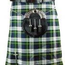 Men's 34 Size Scottish Dress Gordon Tartan Highland Wears Active Men Traditional Sports Kilt