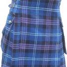 New 52 Size Scottish Highland Wear Active Men Heritage/Pride of Scotland Tartan Modern Pocket Kilt