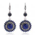 The new Europe Bohemia folk style retro earrings Sun Flower Earrings
