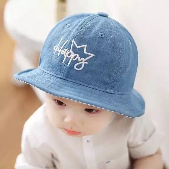 Children cool baby hat Cowboy Hat handsome boy girl Beanie Hat