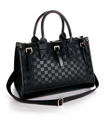 Women's Black Handbag Shoulder Bag