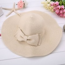 Summer Elegant Big Hat