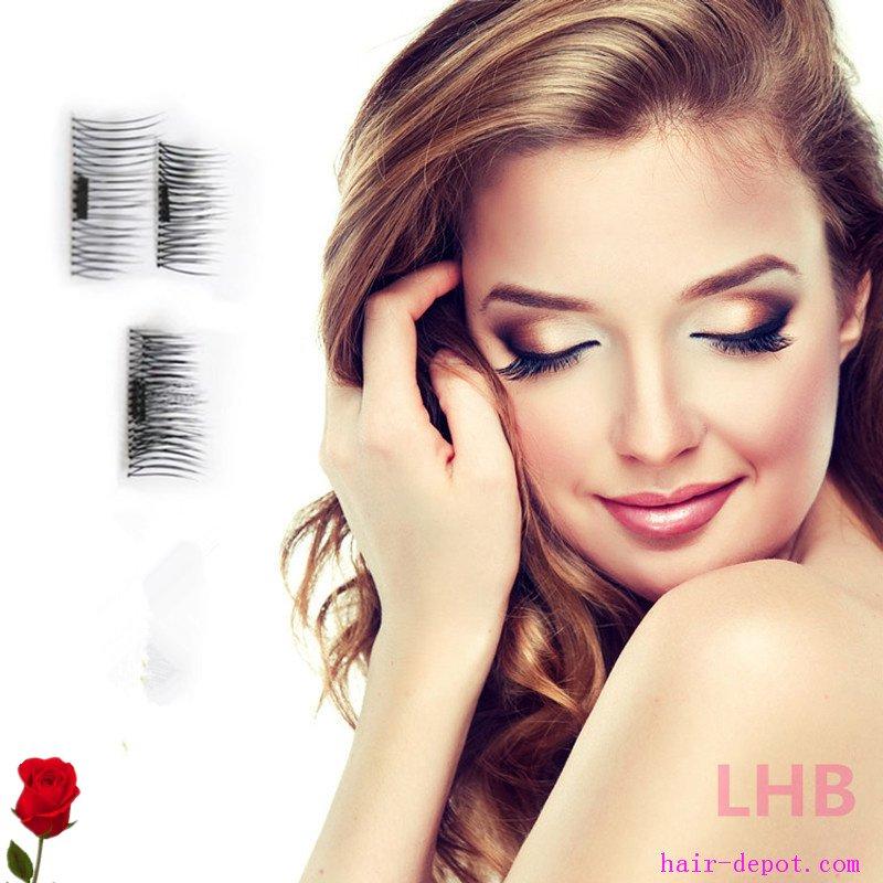 Magnetic eyelash New arrival Artificial natural long make up