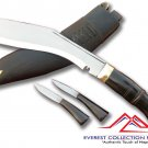 Authentic Traditional Service No.1 Kukri-British Gurkha Army Issue Khukuri Knife