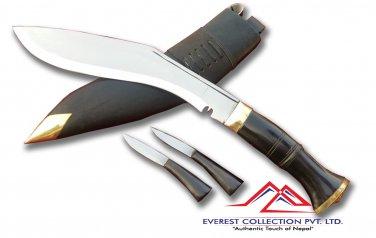 Authentic Traditional Service No.1 Kukri-British Gurkha Army Issue Khukuri Knife