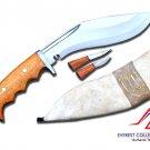 """8""""iraqi angkhola khukuri,kukri,gurkha knife,khukuri house,kukri house,khukuri from Nepal"""