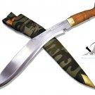 "12""blade chainpure combat kuri-khukuri,gurkha knife,handmade knives,GK&CO"