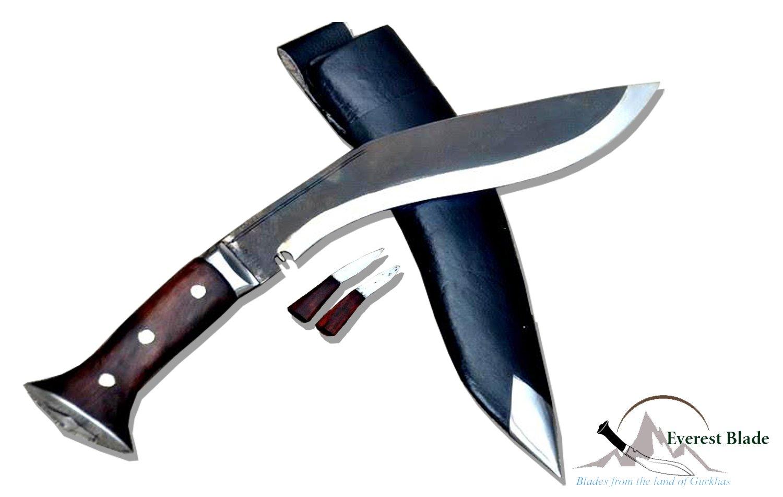 """10""""blade panawal sirupate kukri-khukuri,gurkha knife,handmade knife,GK"""