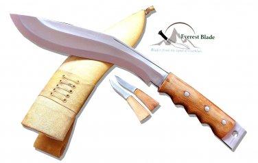 "11""Blade Gripper Afghan kukri-khukuri,gurkha knife,handmade knife,khukuri house,Nepal"