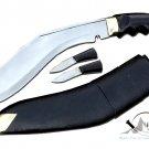 """11""""Blade World war gripper khukuri,kukri,gurkha knife,handmade khukuri,kukri machete"""