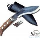 "6""Blade Panawal agkhola kukri,working kukri knife,kukri machete,khukuri from Nepal"