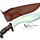 """13"""" Blade Scourge (Apocalypse)-Zombie Knife-Real handmade knives,khukuri,kukri,gurkha knfie"""