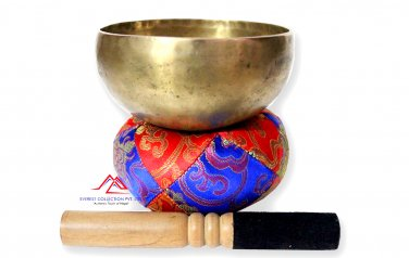 5.5 inches handmade Singing bowl-meditation bowl,healing bowls,,Tibetan singing bowl from Nepal
