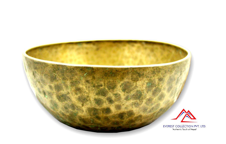 "9""Singing bowl-Handmade singing bowl, meditation bowl,youga bowl,healing bowsl"