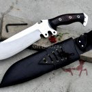 12 inches Blade Everest bowie-kukri-khukuri-gurkha knife-handmade knives-kukri machete